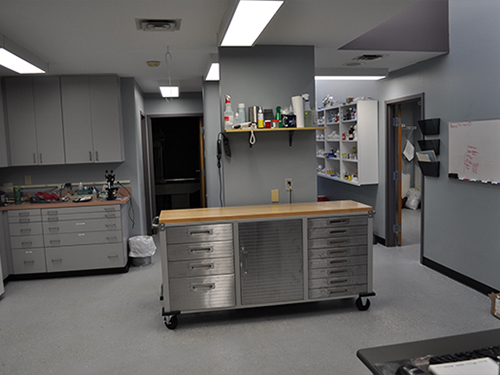 Covenant Animal Clinic Interior