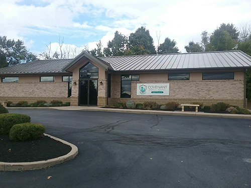 Covenant Animal Clinic Exterior