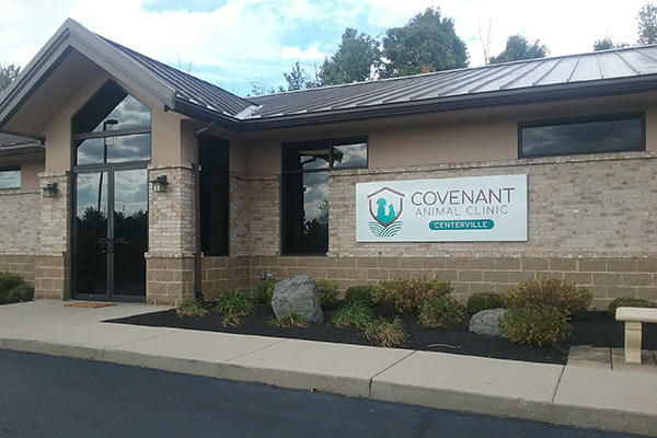 Covenant Animal Clinic Centerville